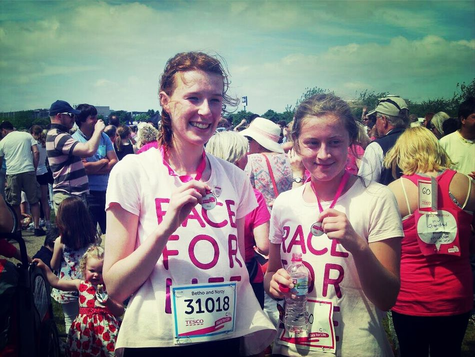 Race For Life!