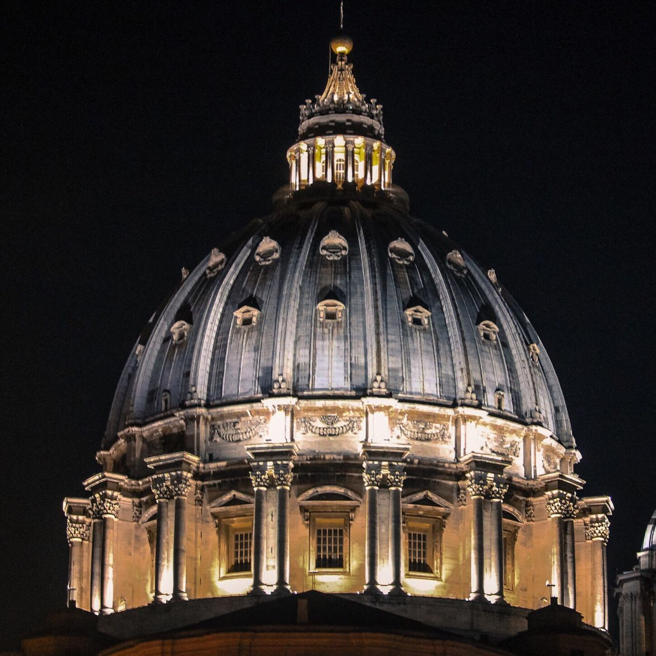 Roma Roma Citta Eterna San Pietro Rome Rome By Night La Mia Citta My City I Love My City Love Rome Battle Of The Cities
