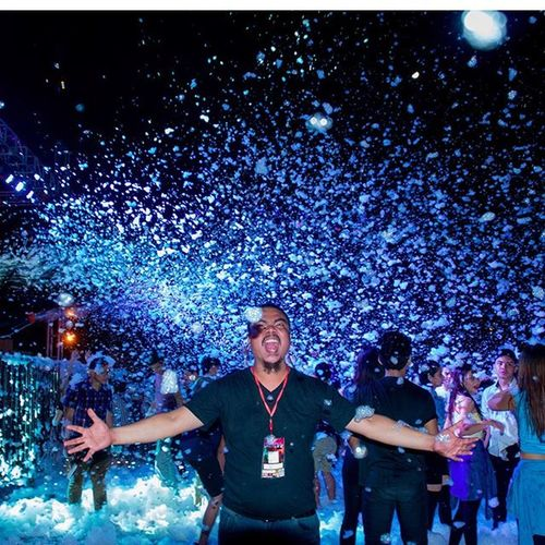 oh hello there… BTS Foamparty SummerhangoverCDO documentation team Cagayan De Oro City Foam Party