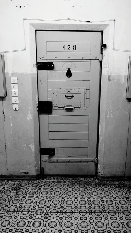 Door Cellblock Door Prison Door Prison Cell Jail Number Oppression Oppressive History Stasi Blackandwhite Black And White Locked Locked Up 128 Sad Hopeless Prison Numbers Inside Interior Isolated Feel The Journey Deep Monochrome Capture Berlin