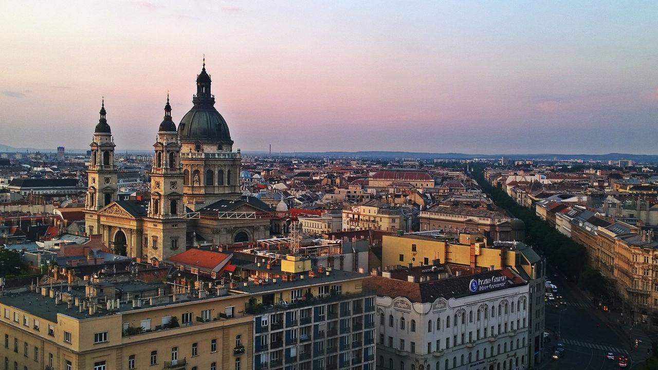 Budapest Szigeteye Basilica