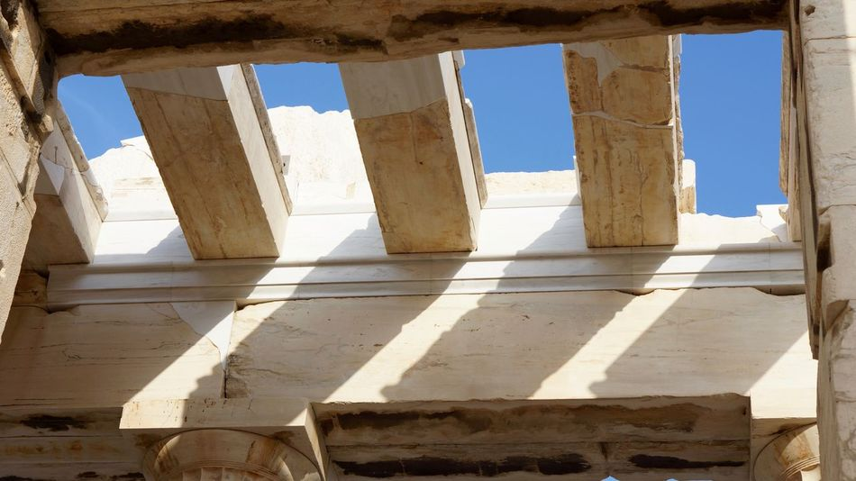 Beautiful stock photos of athens, Abandoned, Architectural Feature, Architecture, Building