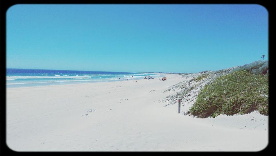 Relaxing Being A Beach Bum Enjoying The Sun