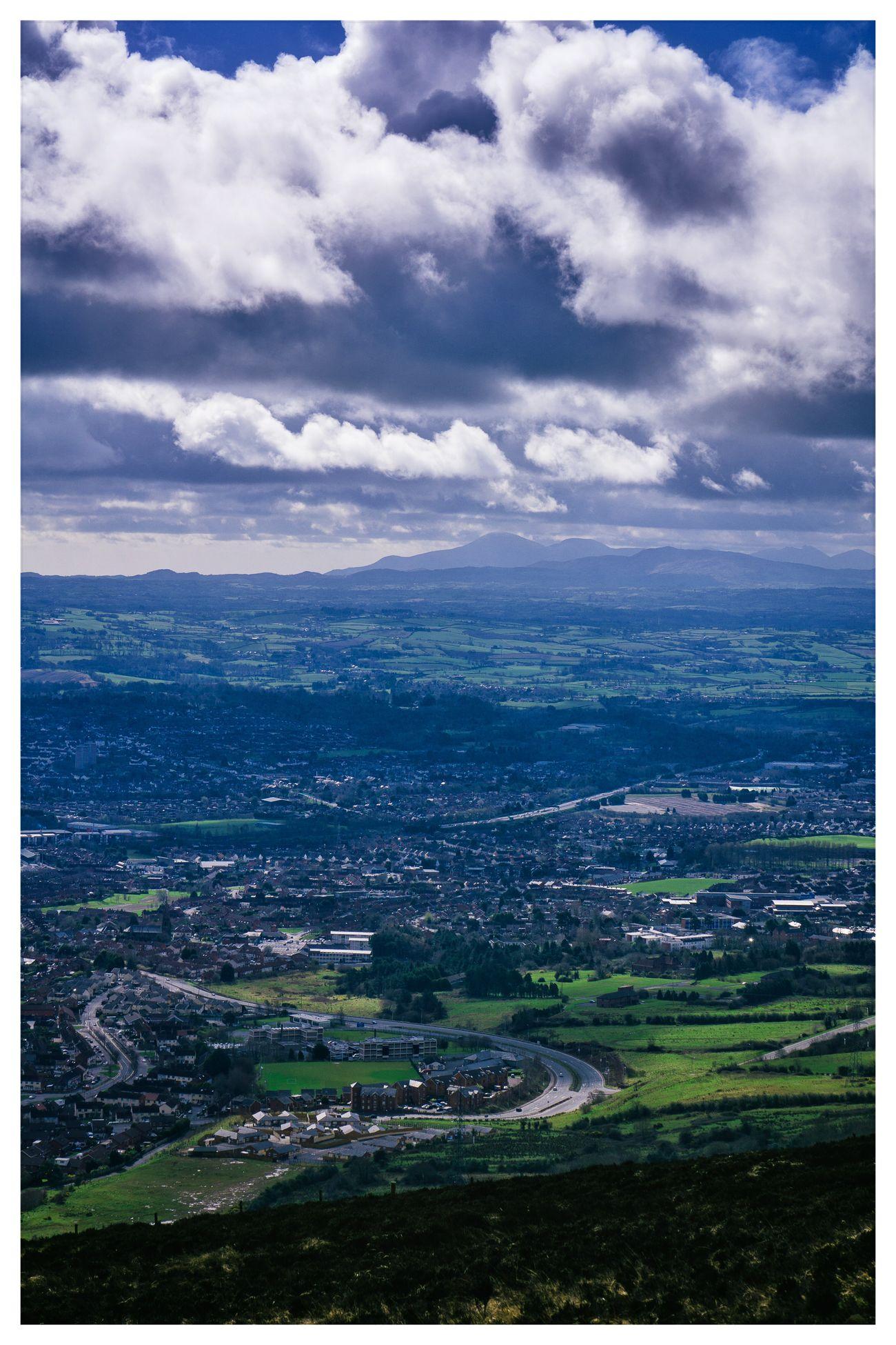 Northern Ireland Mountains