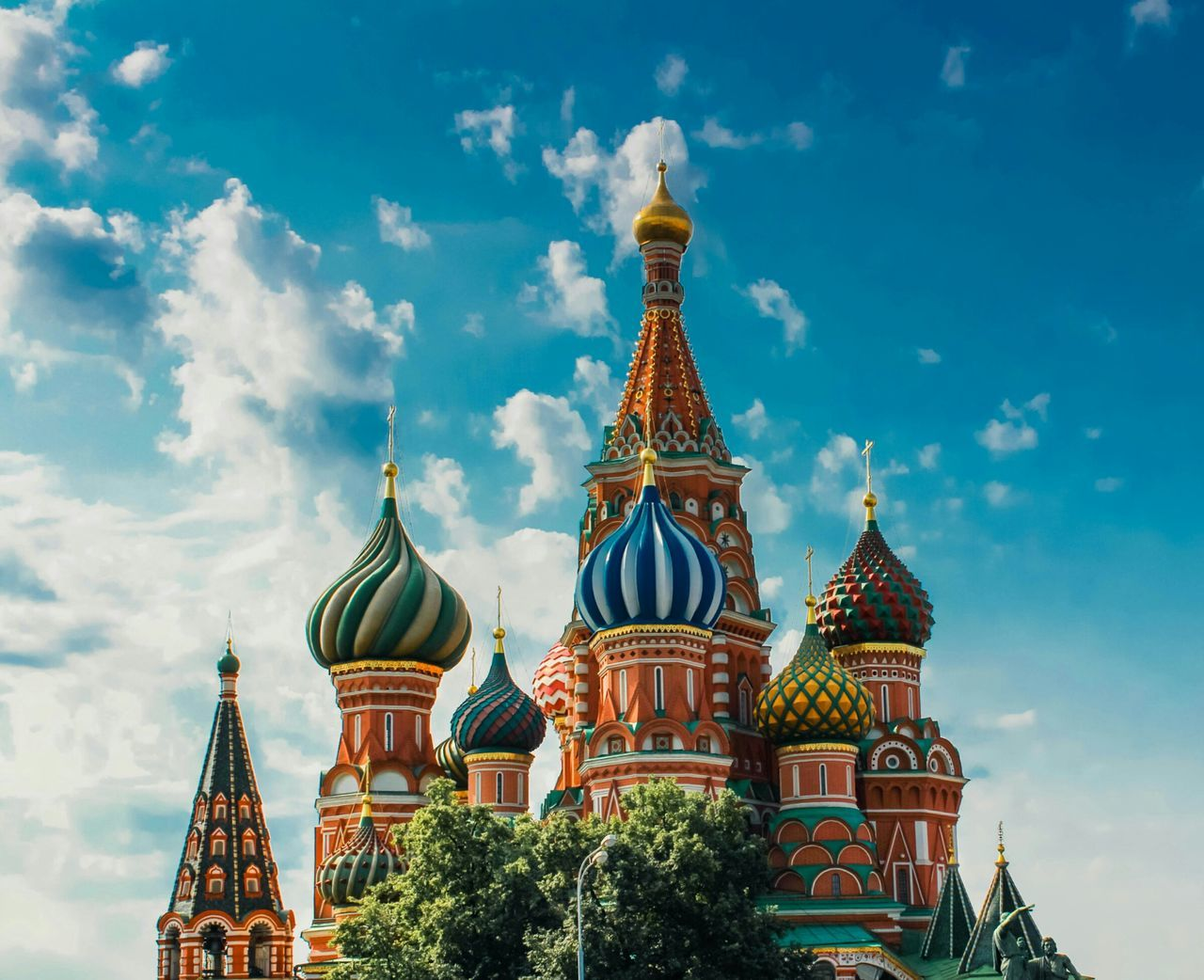 Beautiful stock photos of moscow, Architecture, Building Exterior, Built Structure, Capital Cities