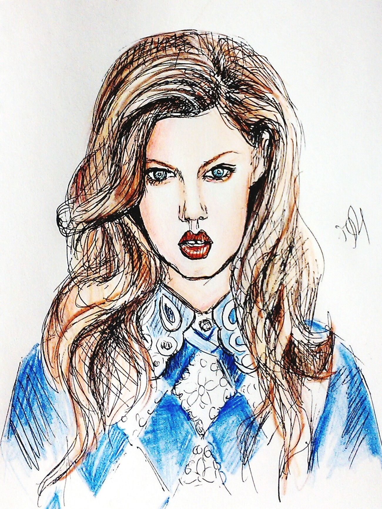 Illustration Drawing Graphics Lindseywixson Fashionillustration Quicksketch