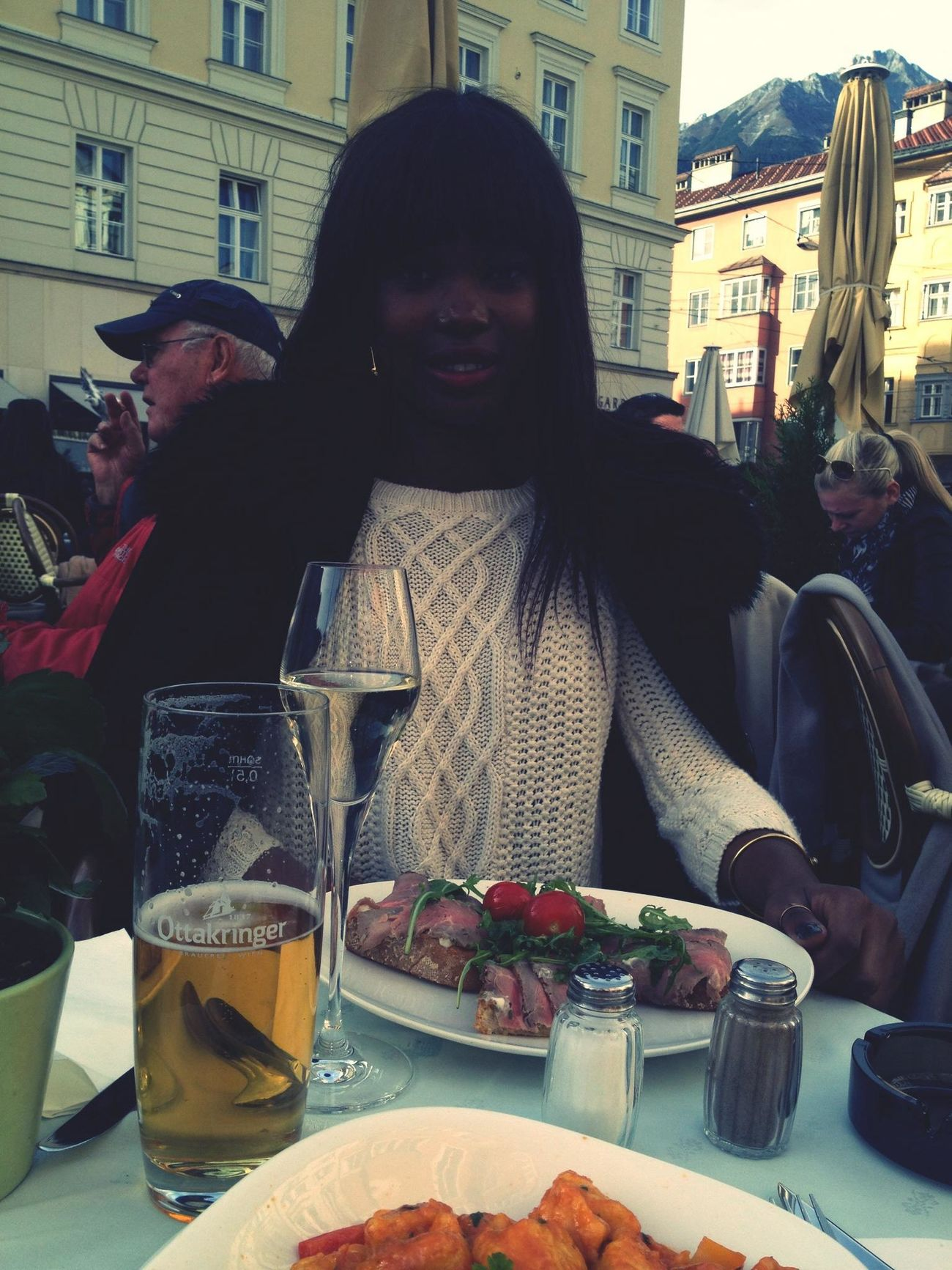 diet disaster. Austria Meeting Friends Innsbruck Voyage hasta la vista Paris