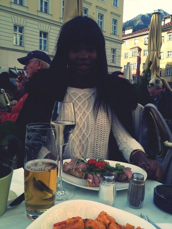 diet disaster. Austria Meeting Friends Innsbruck Voyage hasta la vista Paris