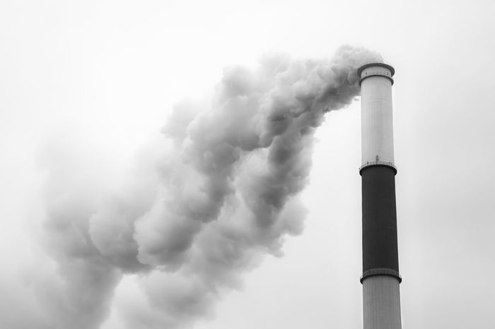 Smoky clouds.. Architecture Industrial Industrial Landscapes Industrial Photography Industry Industry No People Smog Smoggy Sky Smoke Smoke Stack Smokestack Smokestack Skies Smokestack Sky Smokestacks Tower