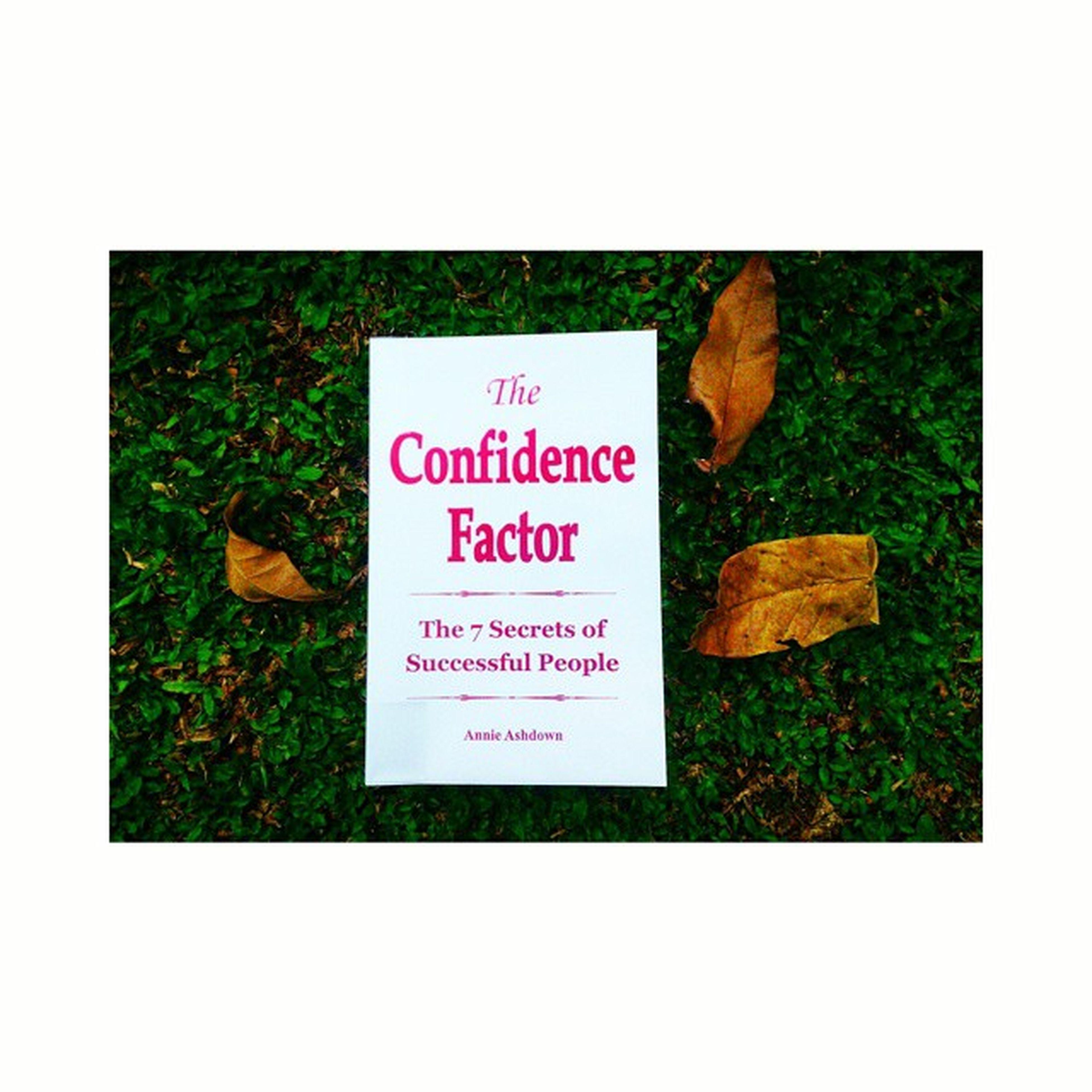 💪📖 TheConfidenceFactor
