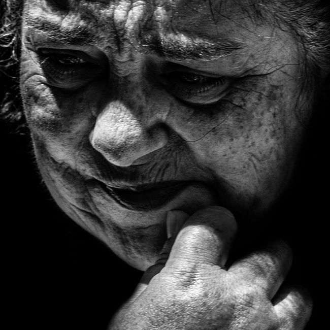 Anonymous portrait... RePicture Ageing Street Portrait Streetphoto_bw Bw_portraits EyeEmbnw EyeEm Best Shots EyeEm Best Shots - Black + White The Human Condition Portrait Blackandwhite Streetphotography B&W Portrait Bw_collection