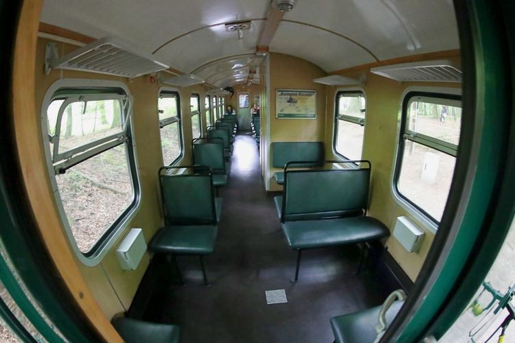 Rasender Roland  Compartment Day Indoors  Mode Of Transport No People Public Transportation Seat Train - Vehicle Train Interior Transportation Vehicle Interior Vehicle Seat Window