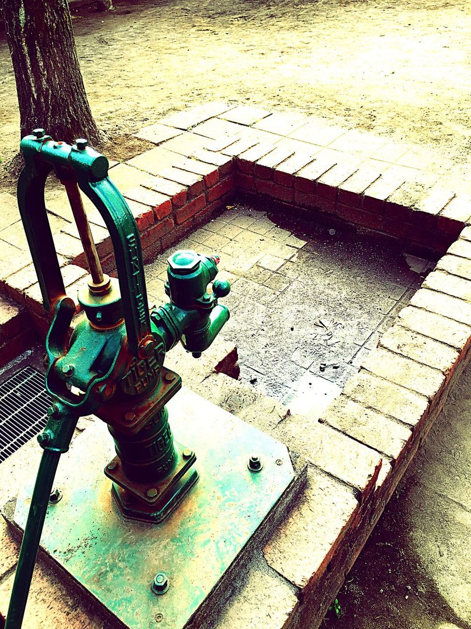 Everything In Its Place Japan Park Old Pump Hand Pump Water A Long Time Ago EyeEm Gallery EyeEm Best Shots