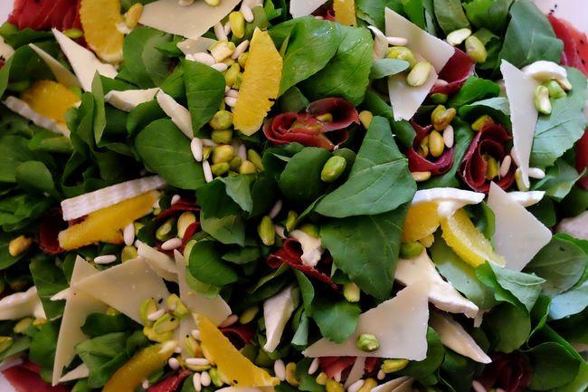 Salad Food Porn Green Lunch