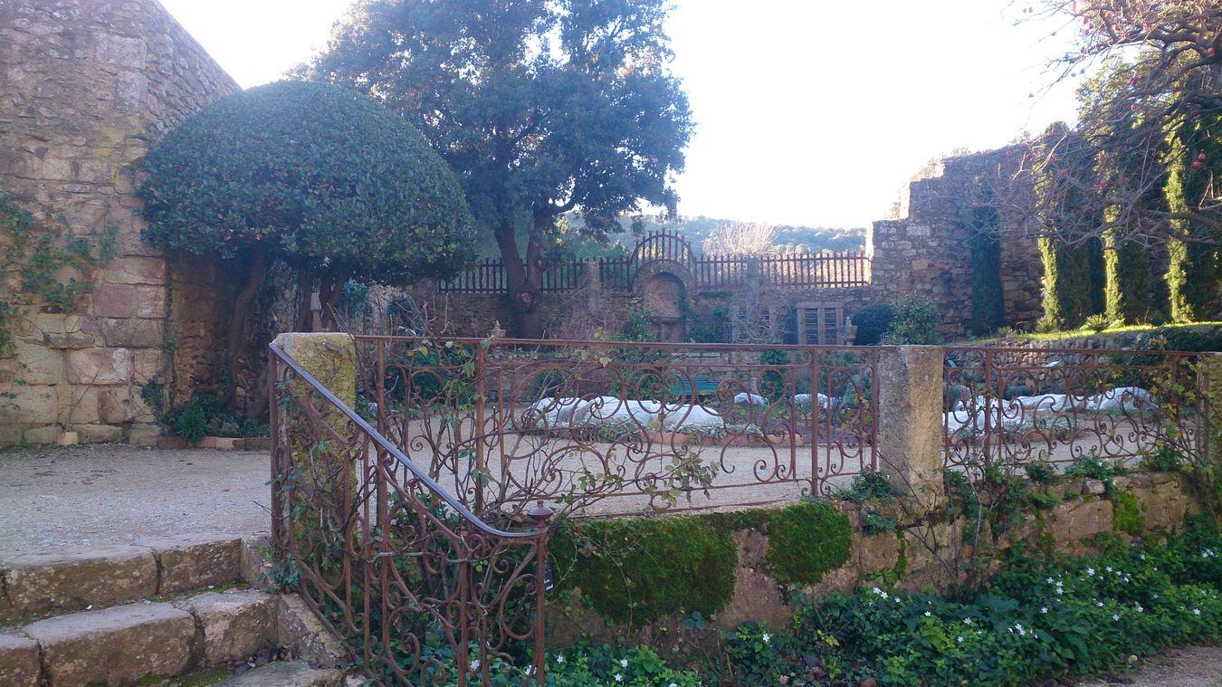 Los Jardines de la Abadía de Fonfeidre