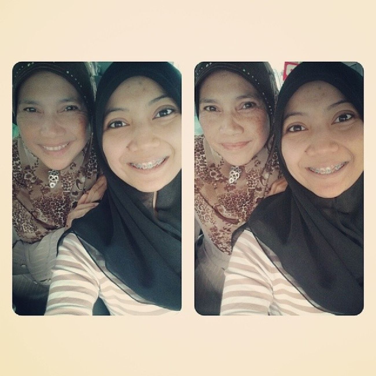Beautiful mom in the houseeee! :) Back Pangkor Selayang
