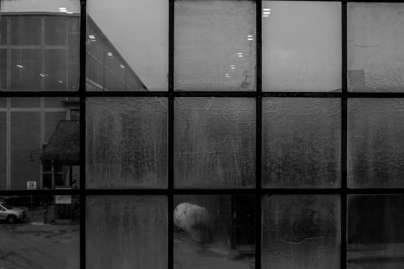 The window of the factory | Winterthur, Switzerland Factory Zone Factory Photo Skills Park Industrial Area Underground Urbanphotography Cityscapes Blackandwhite Monochrome _ Collection ©abaphotography