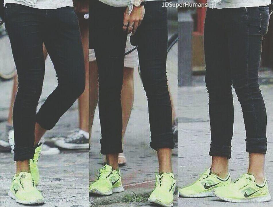 HIS LEGS Niall Horan
