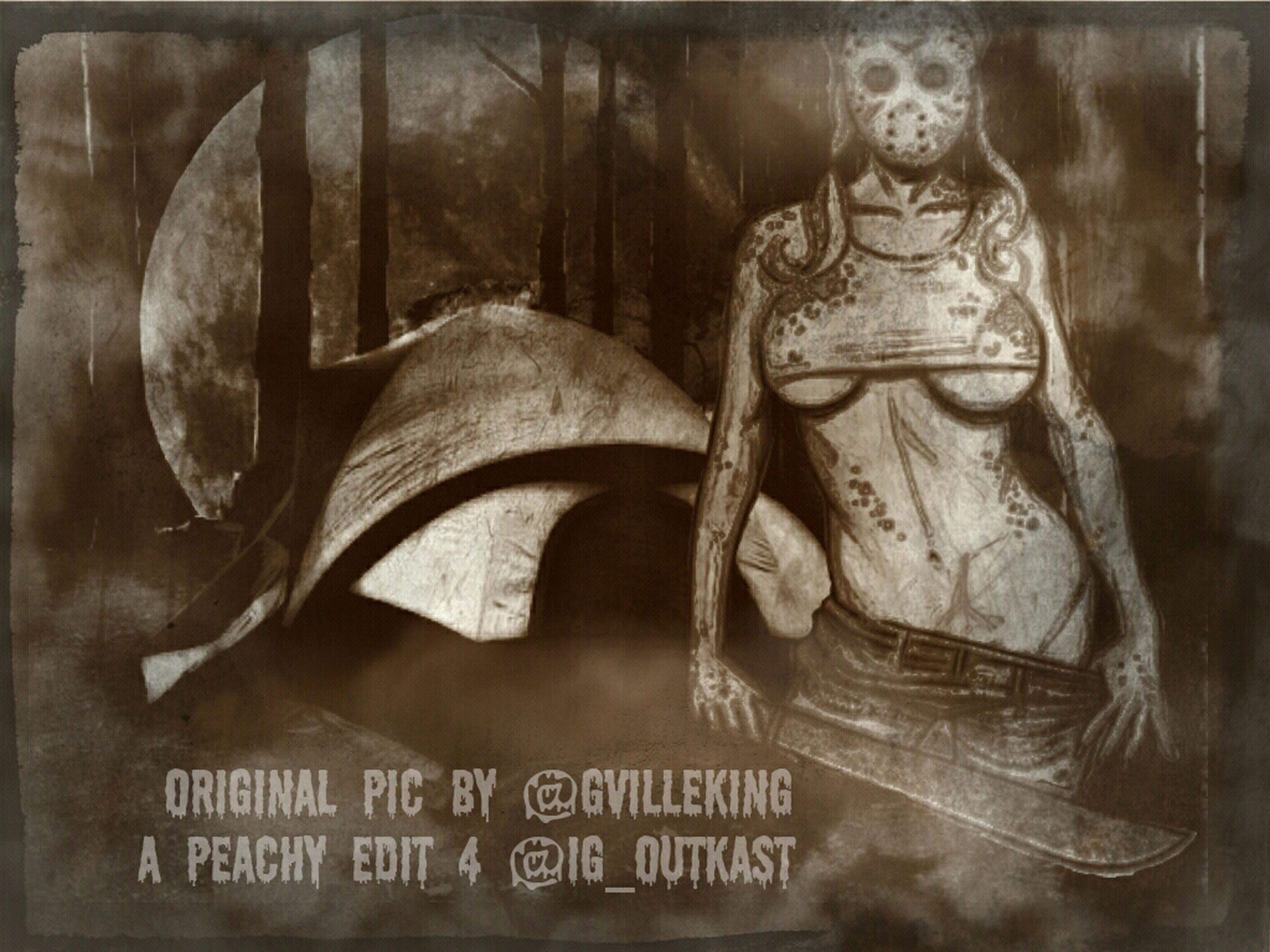 This is an Edit for my IG Fam @ig_outkast original pic by the founder @gvilleking Edit by me Camping Nightmare Edit Fantasy Edits Bad Bitch Darkart Peachyedit