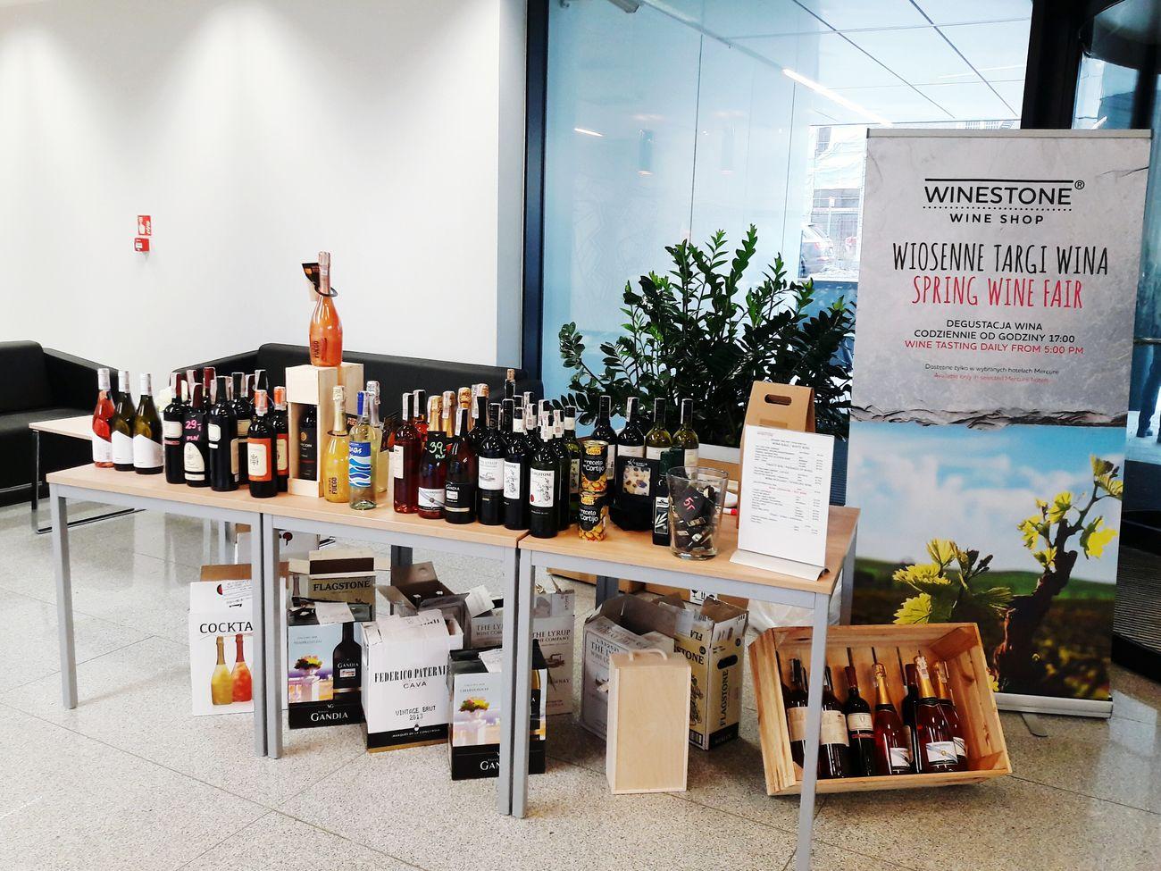 Wine Wine Fair Wine Tasting Winestone Winestone Gdańsk