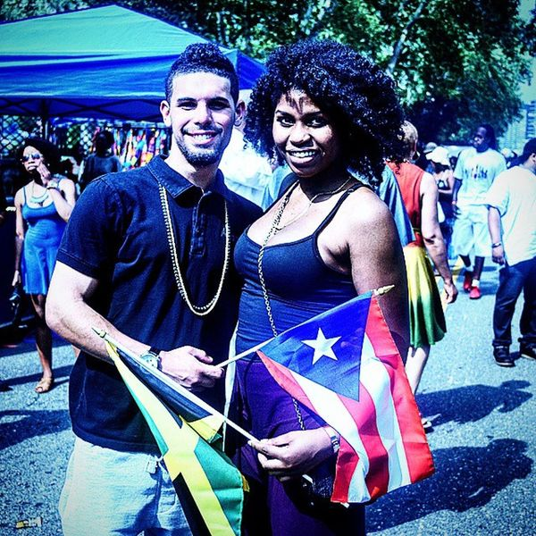 Took a photo at Odunde2015 of my bro @steven185555 and his girl Novaflow Novaflowproductions Philly Represent Myempire Nogames Life Lifestyle Livefromthe215