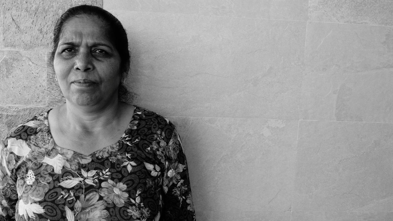 Sometimes you don't need to smile to be happy.... People Real People One Woman Only Close-up Simple Things In Life Natural EyeEm EyeEmNewHere First Eyeem Photo Human Representation Blackandwhite Taking Photos Happy People Happy Welcome Weekly Indian B&w Photography New Humanity At It's Finest Fresh on Market 2017 B&W Photo Lifestyle Bnw_friday_eyeemchallenge Bnw_collection Eyeem Market Welcome To Black Welcome To Black Welcome To Black EyeEmNewHere Long Goodbye Resist EyeEm Diversity Art Is Everywhere TCPM Live For The Story EyeEm Selects