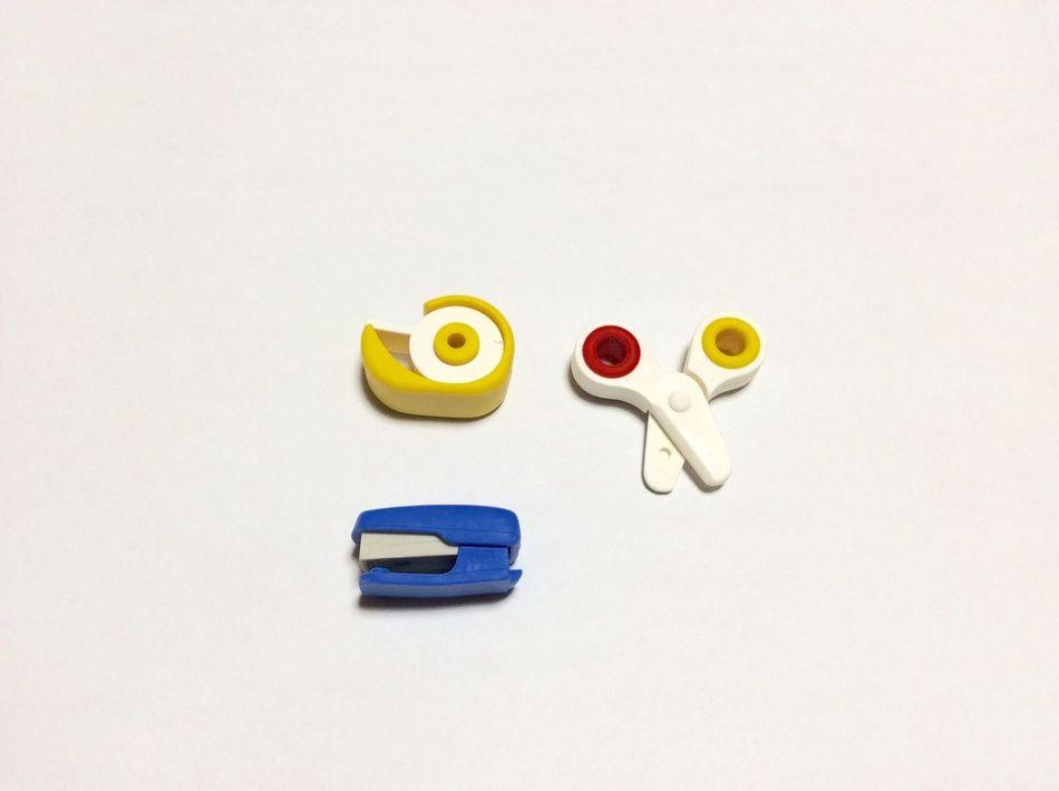Stationary Miniture Eraser