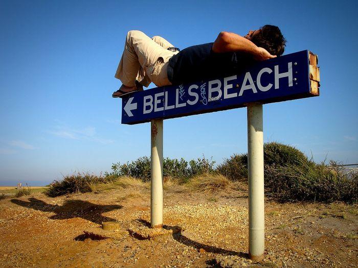 RePicture Travel Bells Beach Australia