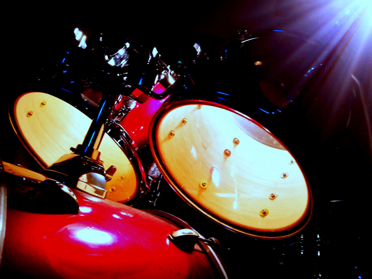 Close-up Drums Fine Art Photography Googly Eyes Googlyeyes Looker No People The 00 Drum Kit Series The OO Mission