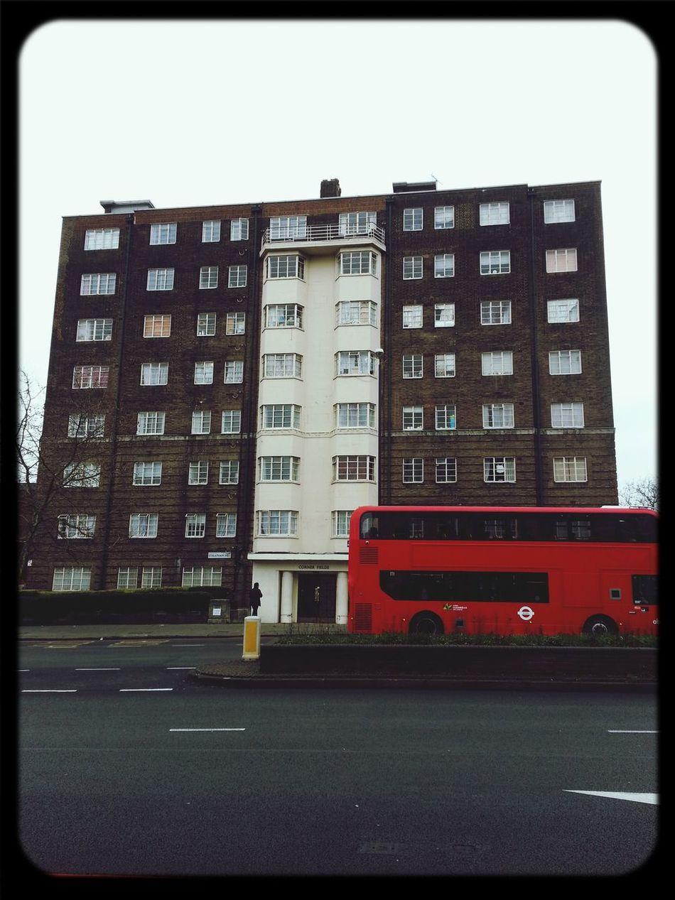 Streatham Buildings South London
