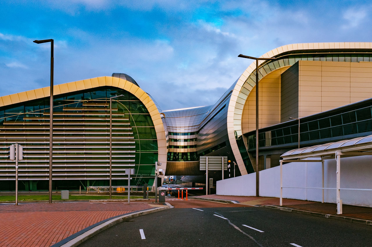 Beautiful stock photos of dublin, Airport, Architectural Feature, Architecture, Building Exterior