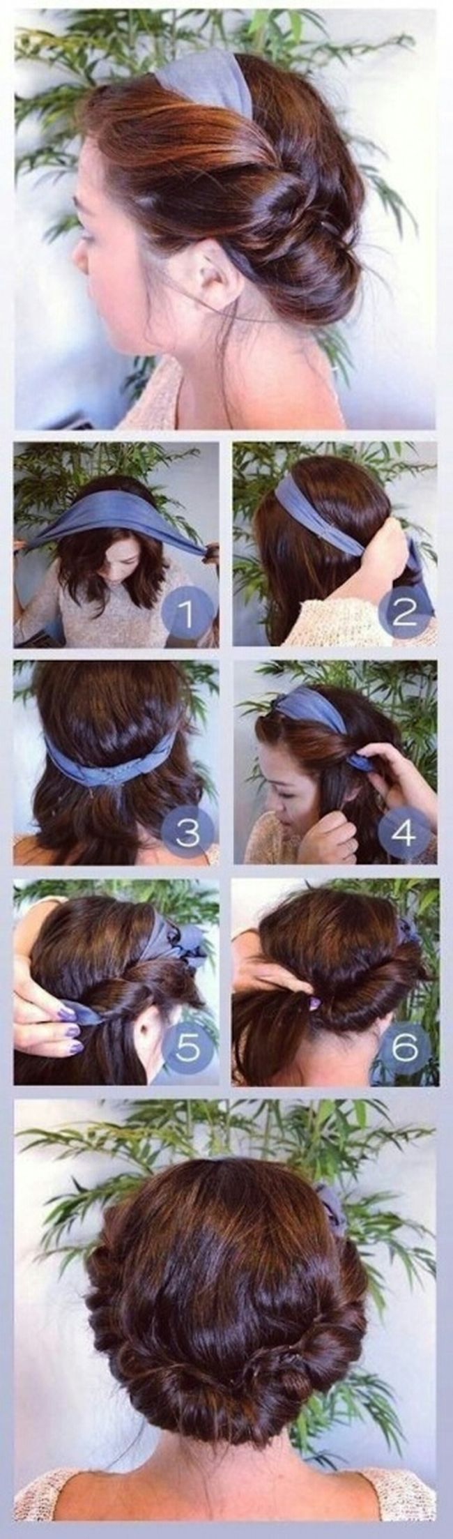 Have a turban? Then try this ;) DIY How To Make Check This Out Beauty Hairstyle Hair Tips Handmade Jojobeautytips Handmade Jewellery