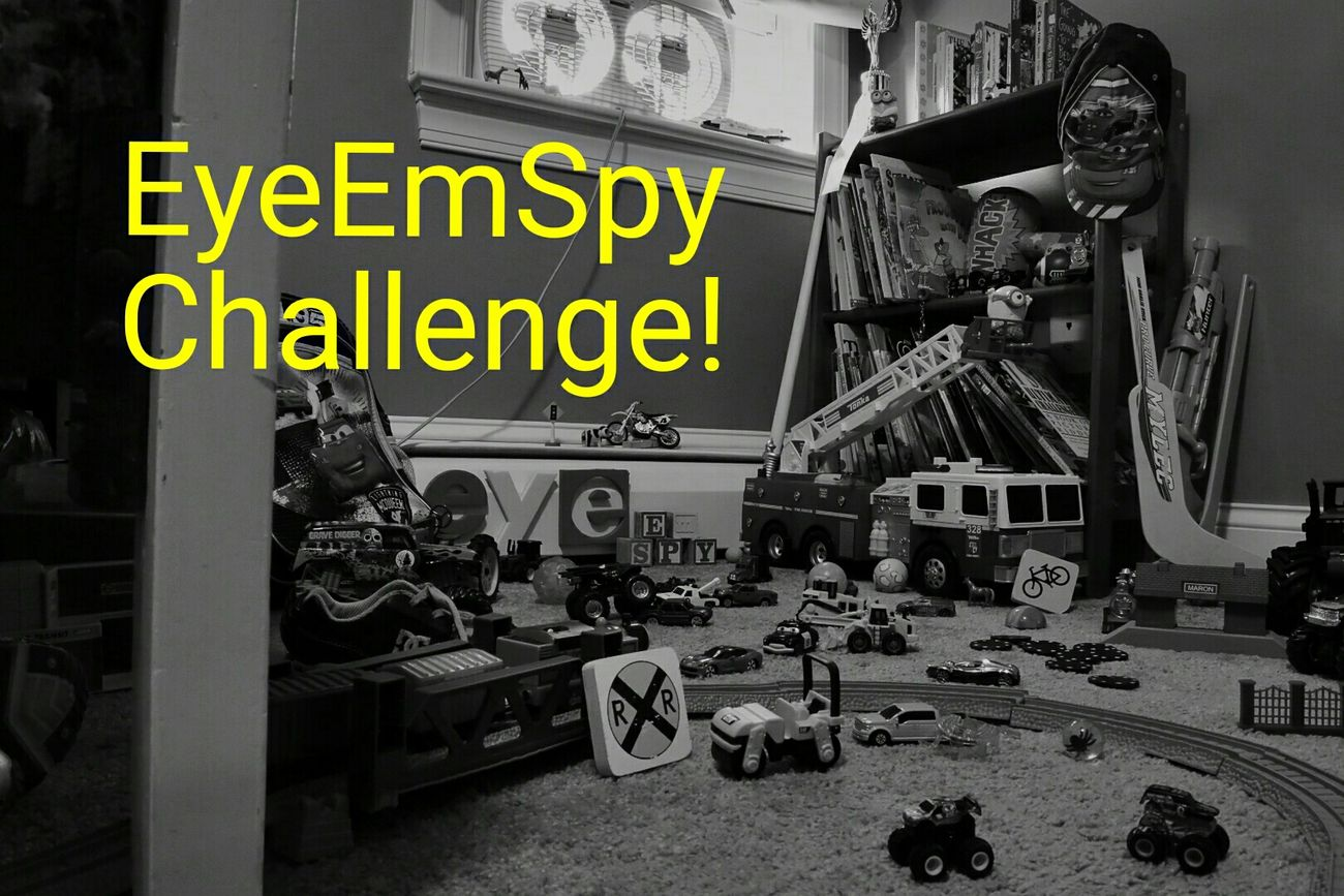 "I am proud to host this weeks Bnw_friday_eyeemchallenge. This weeks challenge may be quite the challenge but I found it fun and you can get creative with it. This week's challenge is EyeEmSpy, a spin off of the popular children's books ""ISpy"". Get creative. There are many ways to go about this with no setup. Examples include; junk yard, junk drawer, crowded places... one more requirement is to add in the description at least 4 things in the frame to search for. Challenge kicks off at 12:00am EST and closes at 11:59pm EST. Rulses are, b&w only, no color splash, no reposts, and only your own photos. Photos should be tagged with ""bnw_friday_eyeemchallenge"" and ""EyeEmSpy"". Enjoy and have fun! Blackandwhite Monochrome EyeEm Best Shots - Black + White Photography Challenge EyeEm Black And White Bnw_friday_eyeemchallenge_theme"