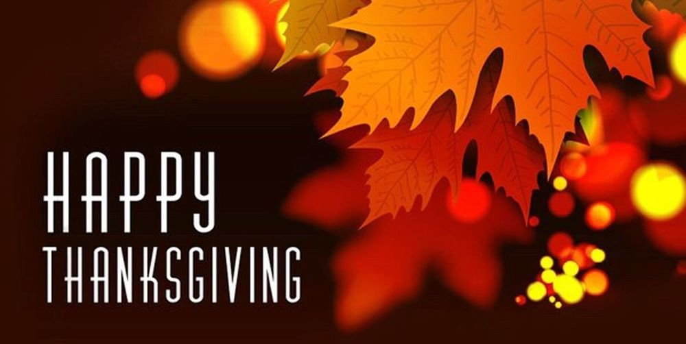 For all of my US friends (and everyone else too)...Happy Thanksgiving! Enjoy the holiday and enjoy life. 🍀 I'm very thankful for life, friends like you and my family and other so very special people in my life. Thank you all. 😃 Thanksgiving Thankful For Another Day Thank You