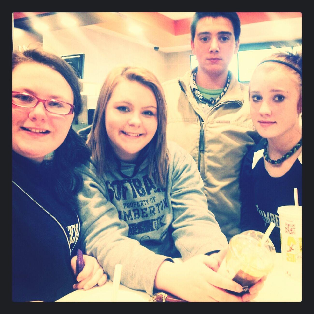 were cool. Haha