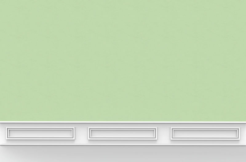 luxury light green and white square pattern wall background Light Copy Space Decor Modern Room Square Wall Wood Architecture Blank Copy Space Design Empty Green Color Interior Luxury Pattern White