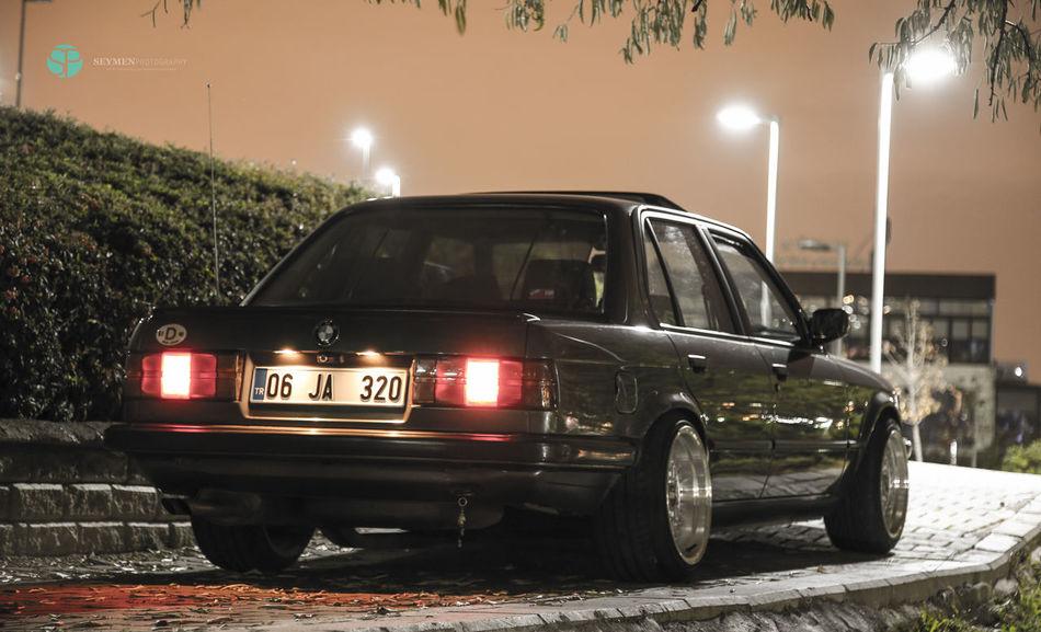 Bmw E30  BBS Ja320