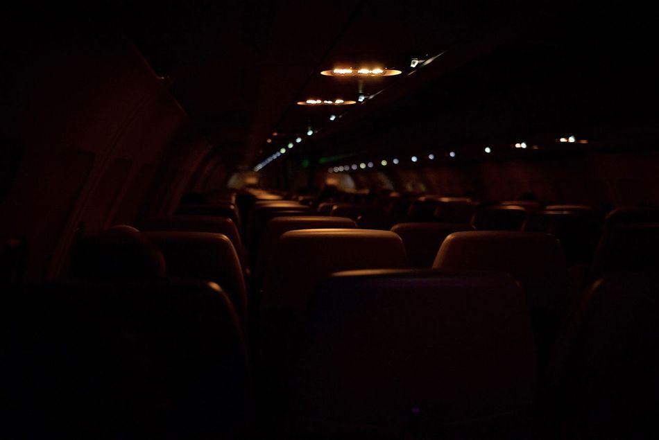 Night flight. Flight Nightflight