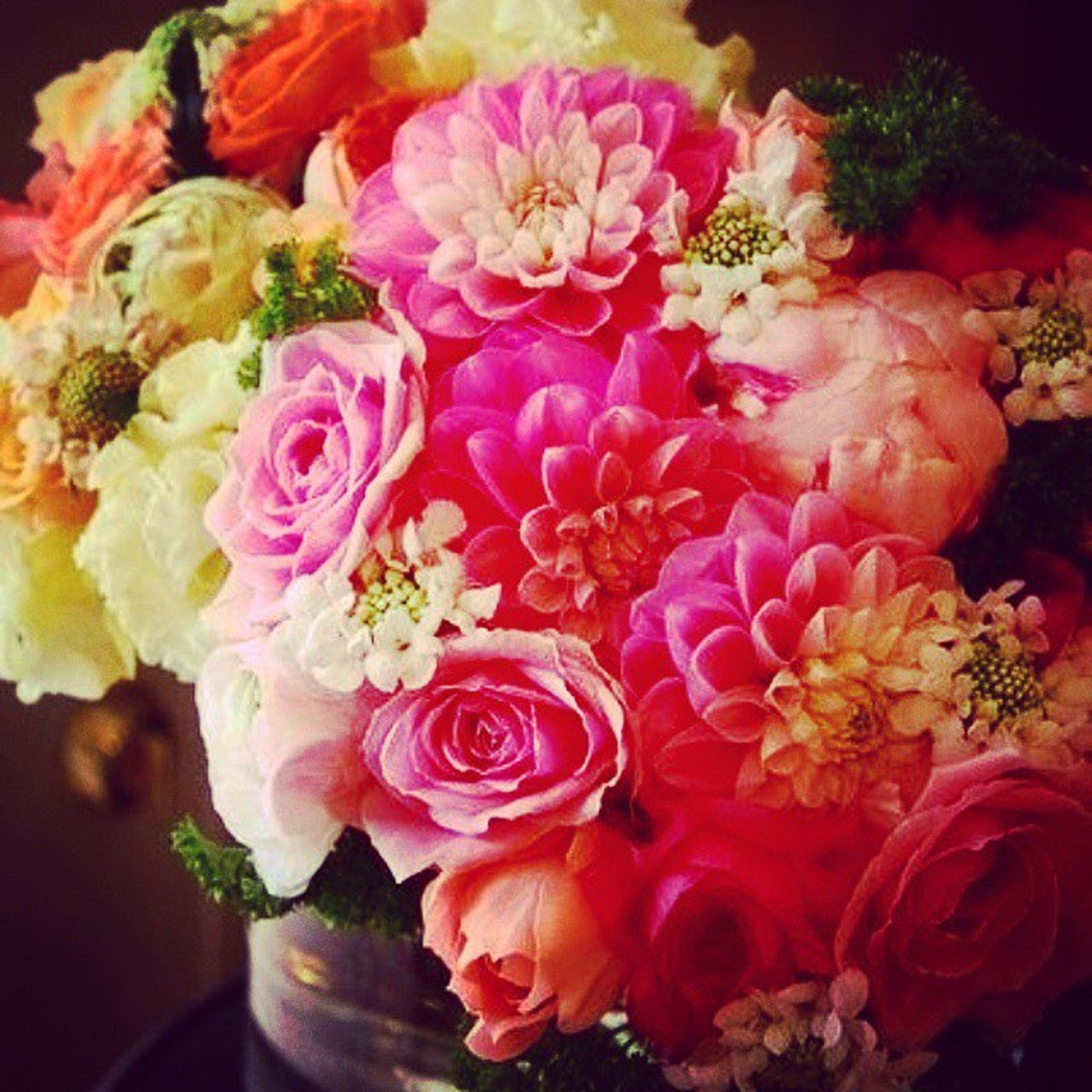 цветочный райприятная мелочь в постель, с утра)