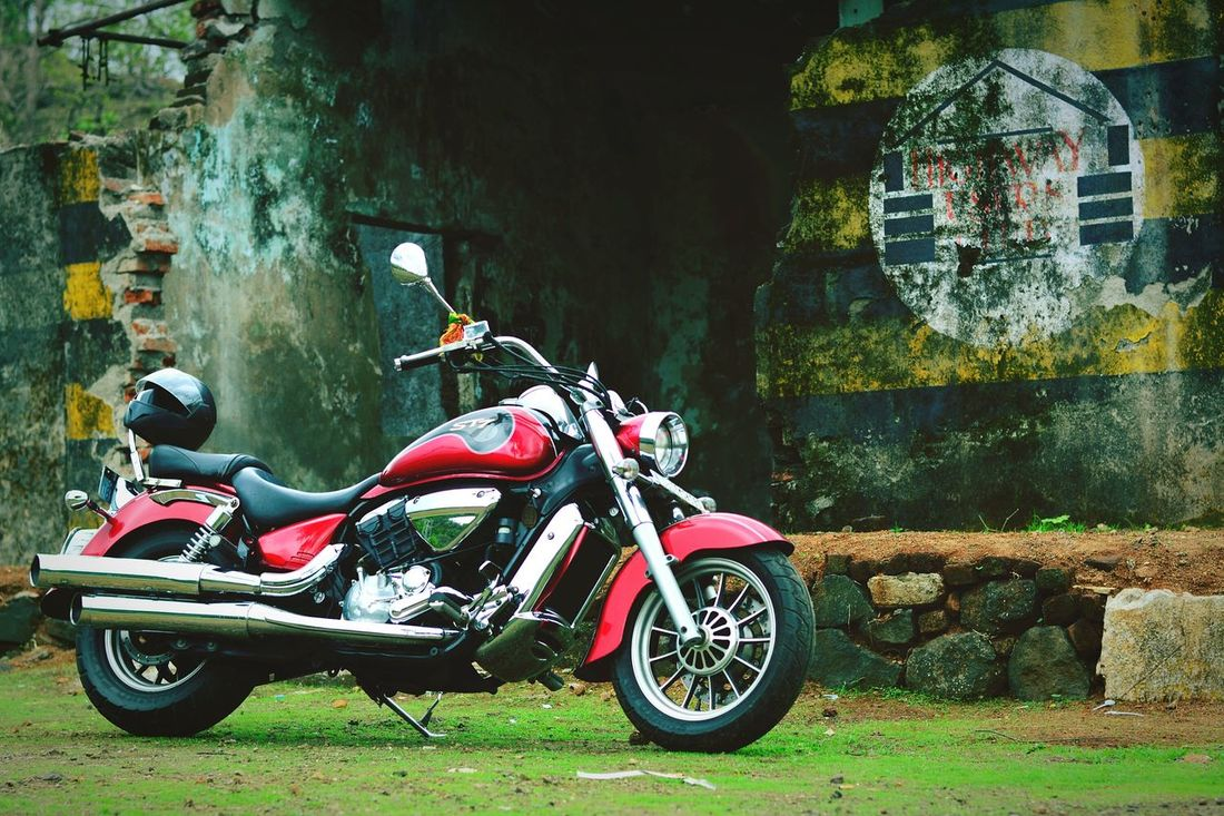 Take the journey, soar like an eagle, there are so many roads to explore so little. Motorcycle Mode Of Transport One Person Outdoors Superbike Hyosung ST7 Biker Retrostyle ChopperBike Exploretocreate Edits Stock