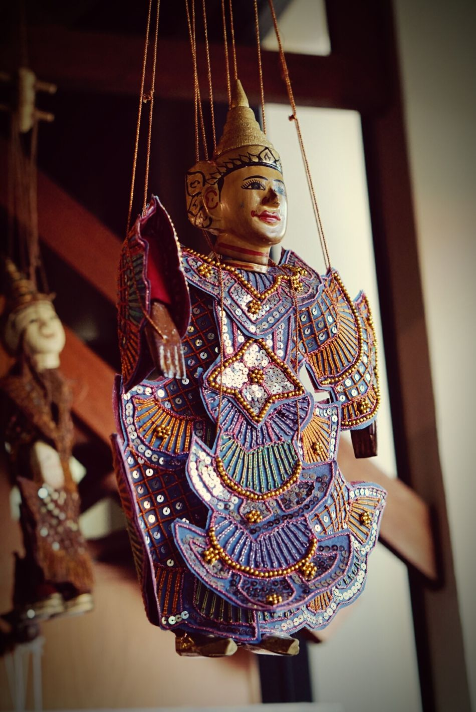 Puppet Muppet Traditional Culture Traditional Show Craft Thai Craft Thai Culture Thai Art Chiangmai Thai Thailand