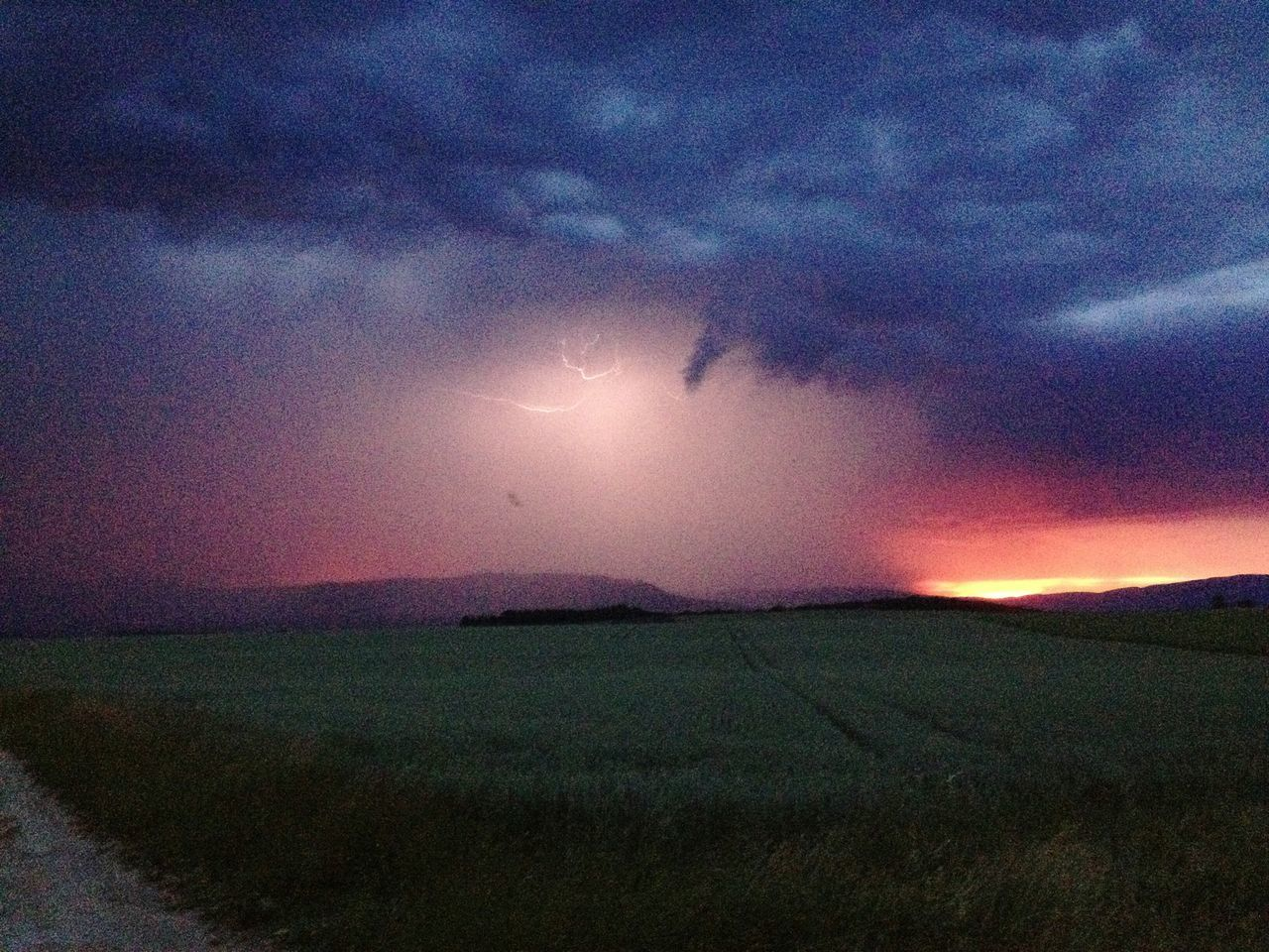 Dramatic Sky Sky Nature HJB Weather Weather Photography Storm Cloud Cloud Clouds And Sky Landscape_Collection