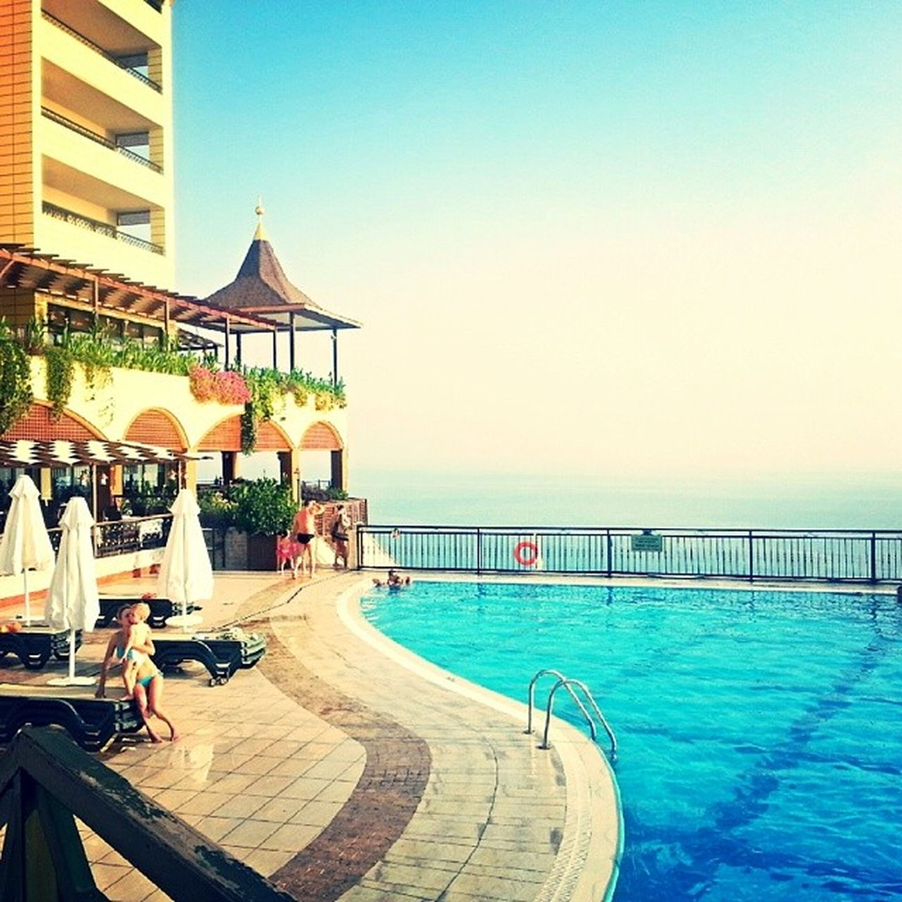 Tatil Utopia World Hotel Alanya Turkey