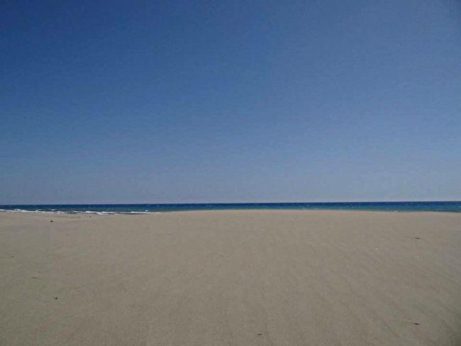 Beach Sand Sea Blue Horizon Over Water Clear Sky Tranquil Scene Scenics Water Non-urban Scene Beauty In Nature Seascape Turkey Patarabeach Patara Calm Sandy Beach Faces Of Summer EyeEm Gallery Lykia Turkeyphotooftheday No People