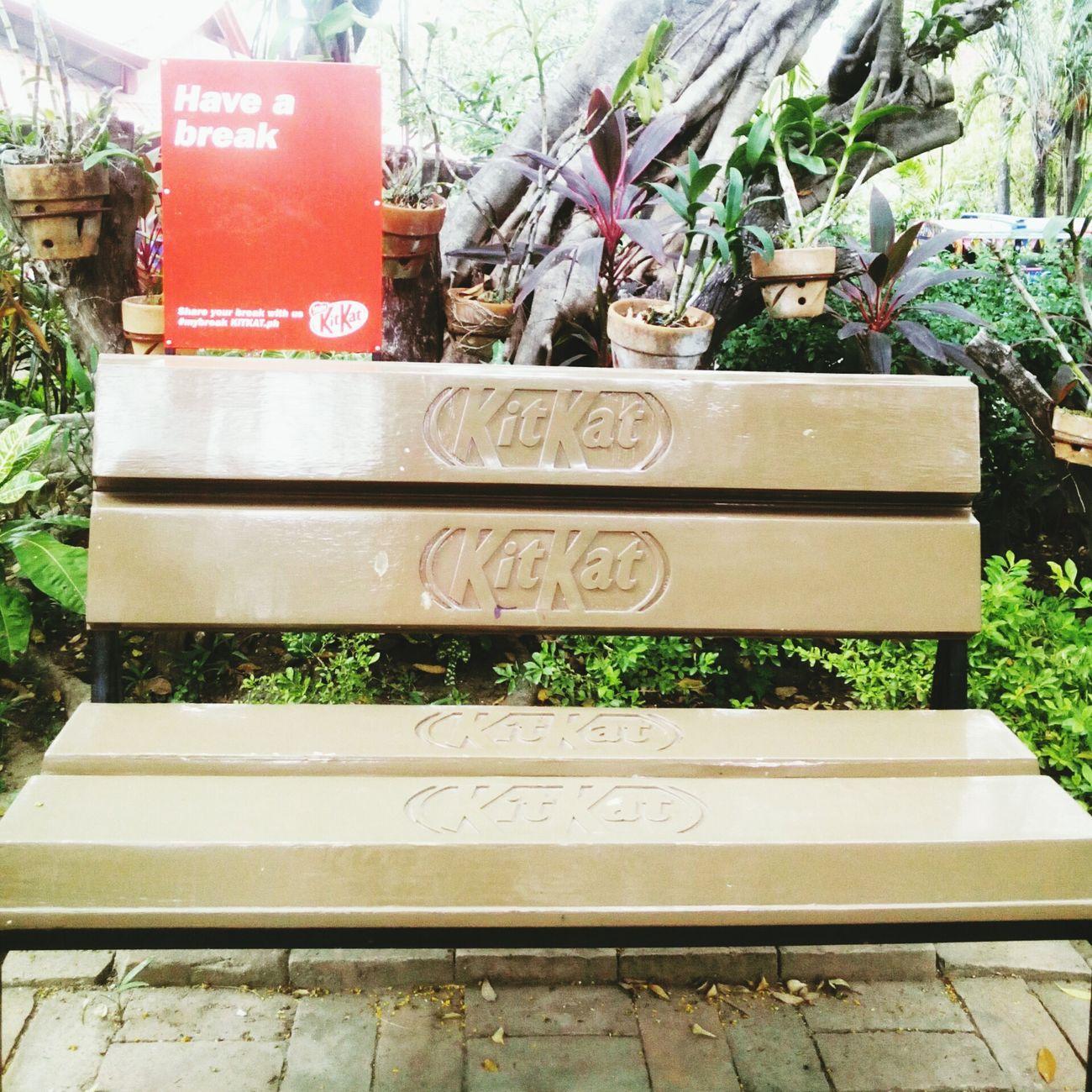 Have A Break Have A Kit Kat 😊