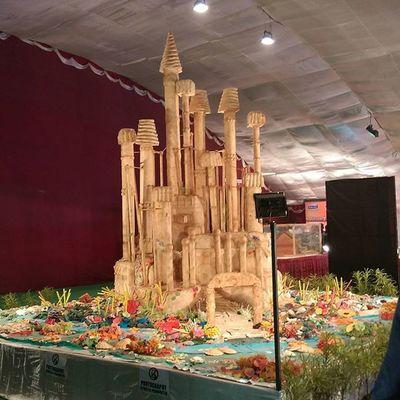 🍬Cake Show 😍🎂 BIG Cake♥ Castle