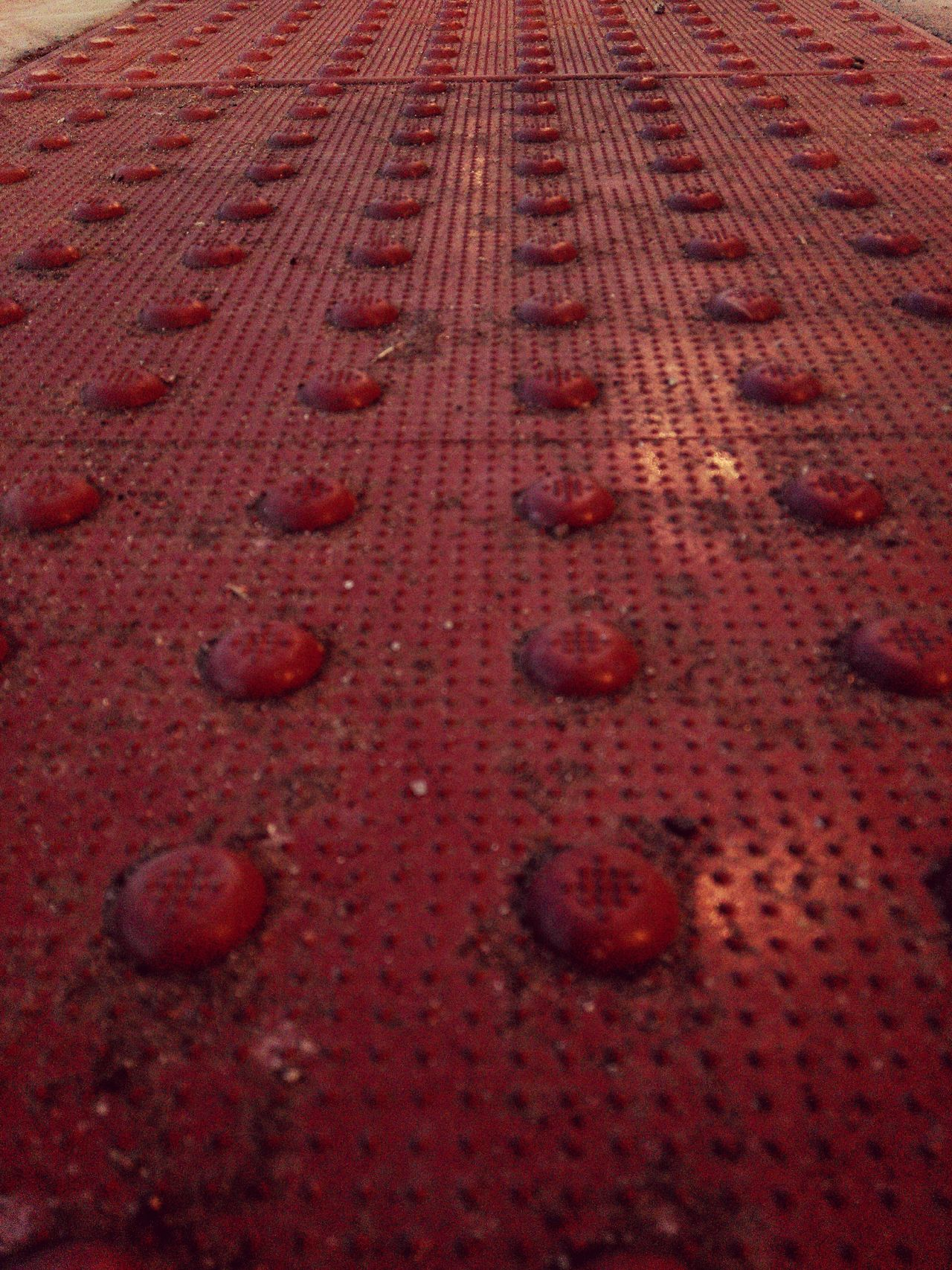 Pattern Red Full Frame Textured  Close-up Backgrounds Dark Photography Floor Nonslip Texture Angles And Lines Textureporn Transportation Pattern, Texture, Shape And Form Floor Photography Dirty Shapes And Patterns  Perspective Grunge Bold Colors Grip Textures And Surfaces Brown Masculine Strength Hard