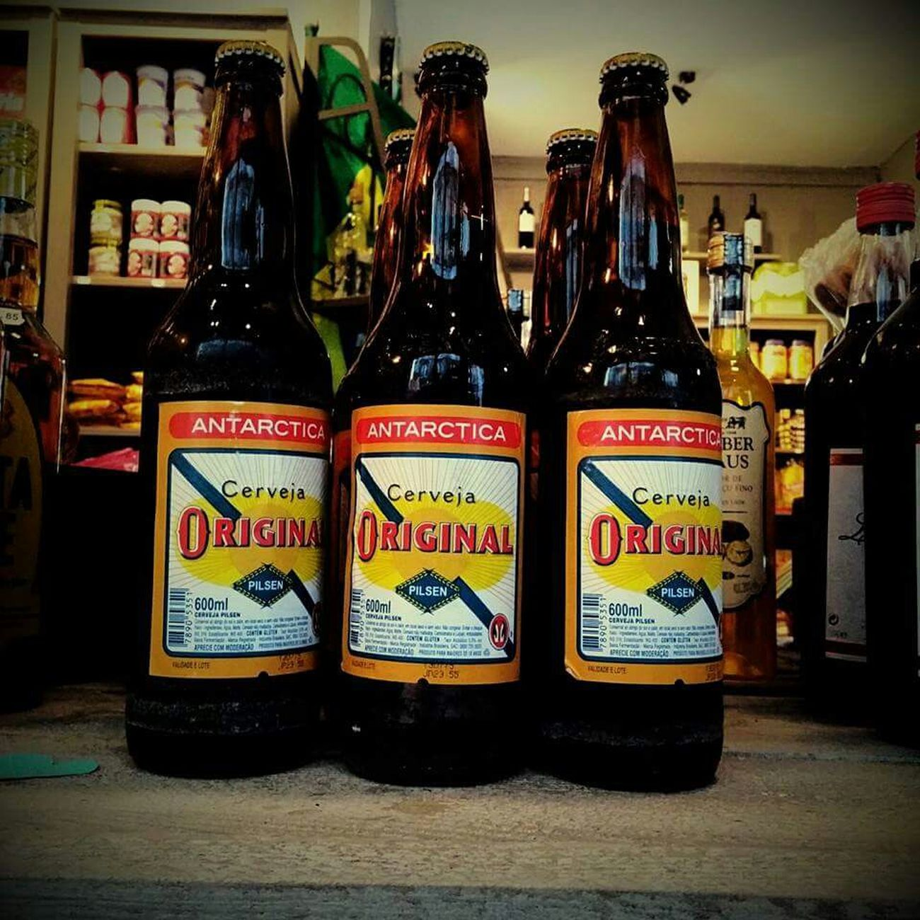 Bier Drinks Antarcticaoriginal Cerveja Cercejabrasileira