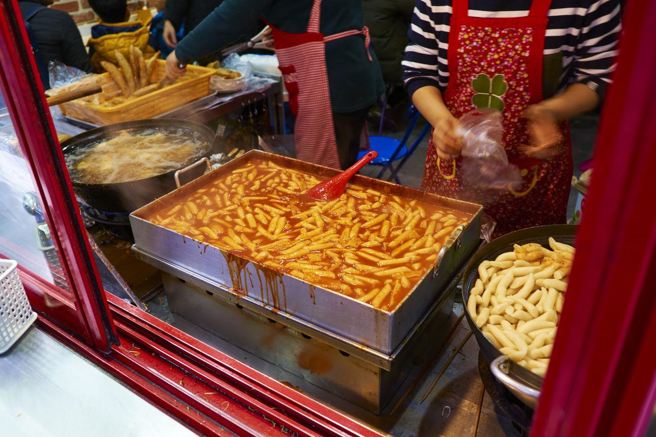Close-up Ddeok-bokkii Food Foodporn Korean Food Meal Ready-to-eat Sigma19mmArt Sony A6000