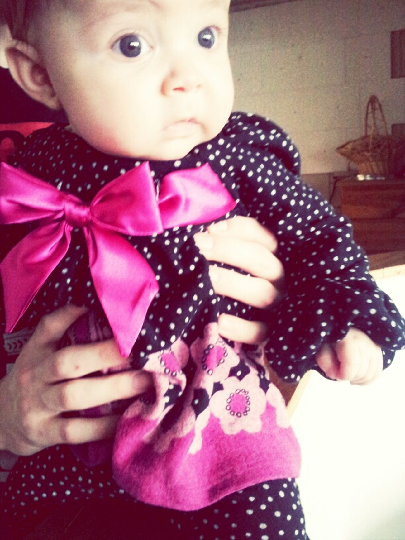 Aaliyah Grace. My daughter. <3